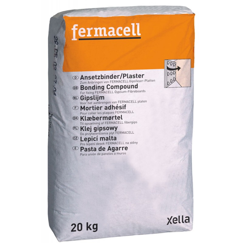 Mortier fermacell 20kg - Mortier d egalisation fermacell ...