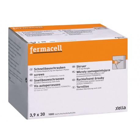 VIS FERMACELL 3.9X30 1000P