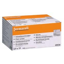 VIS FERMACELL 3.9X19 1000P