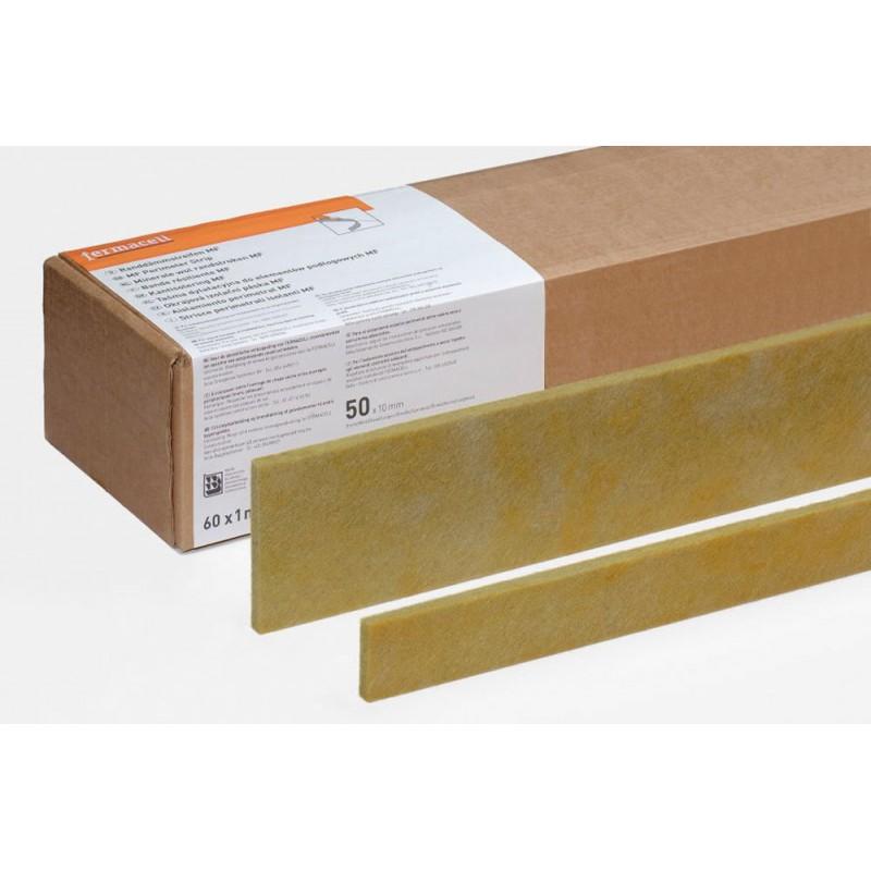 Bande isolante laine minerale fermacell for Plaque de sol fermacell prix